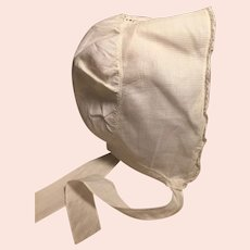 Darling Antique Church Bonnet