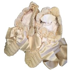 Antique Shoes! Victoria Cried Because Her New Slippers Were Too Small-1890
