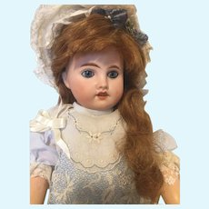Beautiful French Bisque Doll
