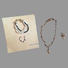 Dainty Vintage Doll Jewelry
