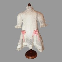 Nuthin' But Pretty Antique Doll Dress