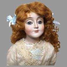 """STUNNING  20"""" Kestner Gibson Girl Doll"""