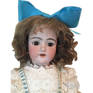 "Fabulous 24"" Handwerk 109 Antique Doll-Beautiful"