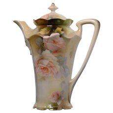 RS Prussia Chocolate Pot Mold 509A