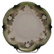 RS Prussia Dogwood Plate