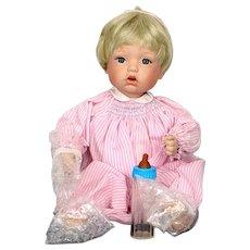 """Ashton Drake """"All Gone"""" Doll"""