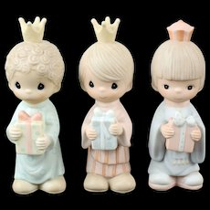 "Precious Moments ""We Three Kings"" for the Large Nativity Scene"