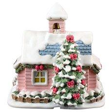 "Precious Moments "" Hawthorne Village Merry Melodies School"""