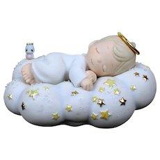 "Precious Moments ""Sleep in Heavenly Peace"""