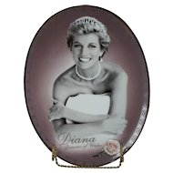"""Always Diana""  by The Bradford Exchange this is the first plate in the ""Portraits of Diana"" Series"
