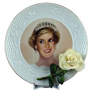 "The Bradford Exchange ""Diana - Charity's Soul""  is Third in the Series ""Tribute to Diana"""