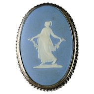 Wedgewood Cameo Brooch/Pendant