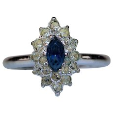 September Birthstone Ring by Coppercraft