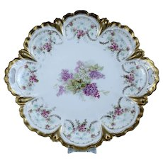 RS Prussia Mold 256 Cake Plate
