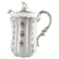 RS Prussia Early Years Chocolate Pot