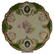 RS Prussia Point and Clover Plate
