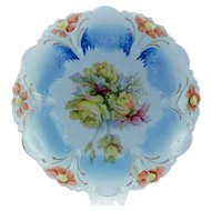 RS Prussia Lily Mold Cake Plate