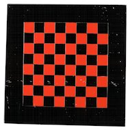 Pa Slate Belt Marbleized Checker Board