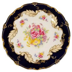 Paragon English Dessert Set 6 Plates, 3 Serving Bowls Plates