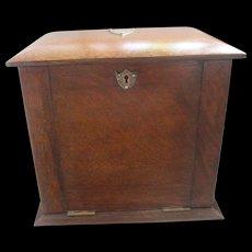 Edwardian English Correspondence Box / Writing Box