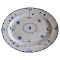 C1900 Furnivals Large Meat / Turkey Platter
