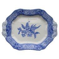 C1890 Copeland Spode Camilla Pattern Platter