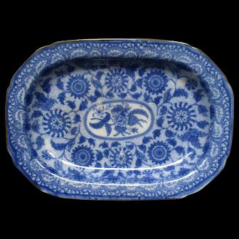 C1820 Small English Pearlware Dish