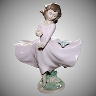 "Lladro "" Joy of Life "" item # 6412"