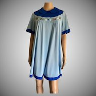 "1973 ""Shadowline "" 2 Piece Nightgown & Robe New w/Tags (Old Stock)"