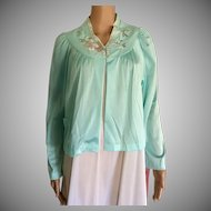 1993 Cuddlemere Grecian Bed Jacket New w/Tags (Old Stock)