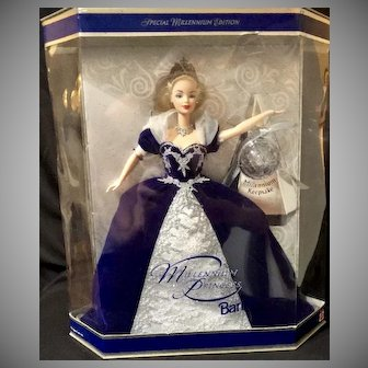 Millennium Special Edition Mattel BARBIE NEW in BOX