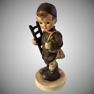 Hummel  Chimney Sweep Boy w/Ladder TMK3