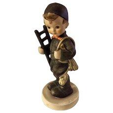 Hummel  Chimney Sweep Boy w/Ladder TMK3