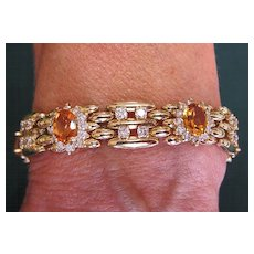 43694a40cc2db Vintage Gold Jewelry Bracelets | Ruby Lane - Page 48