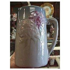 Weller Etna Stein or Mug with Floral design