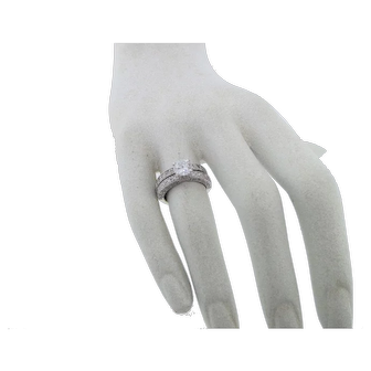 Platinum Wedding Set with 1.13 Carat Center Diamond and 2.3 Total Carat Weight