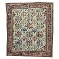 Antique Persian Sultanabad Oversize Good Cond Oriental Rug