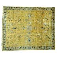 Antique Maharaja Kashmir Tree Design Oversize Oriental Rug Sh26707