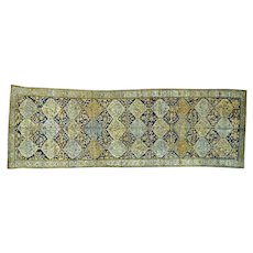 Antique Persian Bakhtiar Exc Cond Wide Runner Oriental Rug Sh27174