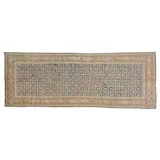 Antique Persian Karabagh Even Wear Gallery Size Handmade Rug Sh27487