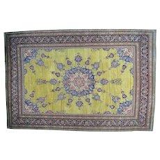 Antique Persian Mansion Size Khorasan Handmade Oriental Rug Sh28763