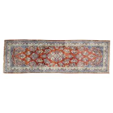 Gallery Size Antique Persian Sarouk Exc Cond Oriental Rug Sh32029