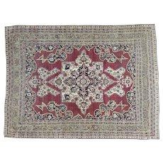 Antique Persian Lavar Kerman Good Cond Oversize Oriental Rug Sh32136