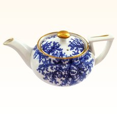 Spode England Miniature Teapot Tea Pot