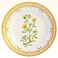 Royal Copenhagen Flora Danica MEDICAGA FALCATA