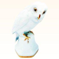 Hutschenreuther White Owl
