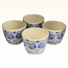 4 Royal Goedwaagen Dutch Holland Amata Cups