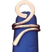 Cartier – DINH VAN 18K Gold Freeform Ring