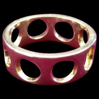 18K Cartier – Dinh Van Ring