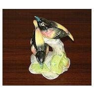 Stangl Pottery Blackbirds Figurine